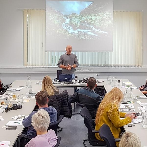 Martin Winkler Vortrag