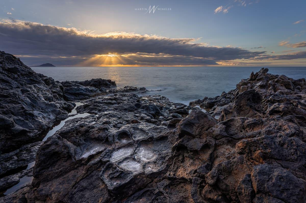 Sonnenaufgang auf Teneriffa